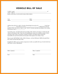 automobile bill of sale as is used car bill of sale form pdf best of receipt sale template motor