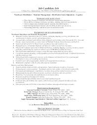 Example Resume For Warehouse Worker Warehouse Worker Resume Example ...