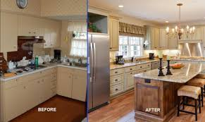 Renovate A Small Kitchen Renovate Small Kitchen Image Of How To Redo Countertops Cheap