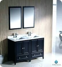 double sink bathroom vanities design