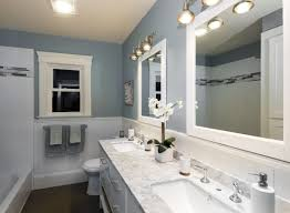 spacious all white bathroom. Bathroom: Minimalist Marble Countertops HGTV At Countertop Bathroom From Spacious All White