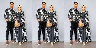 Gamis polos model kekinian moana. 35 Rekomendasi Gamis Batik Modern Di Bawah Rp250 Ribu Untukmu Update 2020 Bukareview