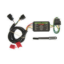 trailer wiring harness curt 56151 vehicle to trailer wiring harness for hyundai santa fe kia sorento