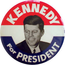 「1961 Kennedy elected president」の画像検索結果