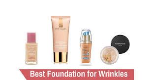 best foundation for wrinkles of 2019