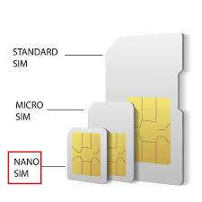 welke simkaart in iphone 7