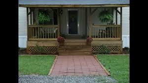 mobile home porches back porch ideas for mobile homes carport ideas for mobile homes