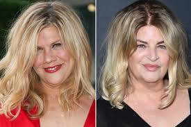 Kristen Johnston: stop confusing me with Kirstie Alley