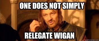 Why is Wigan Athletics' season a PR disaster? | VerriBerri ... via Relatably.com