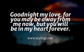 20 Best Romantic Good Night Quotes For Boyfriends Good Night