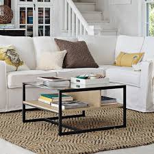 all s living coffee amp accent tables west elm coffee tables modern round coffee table
