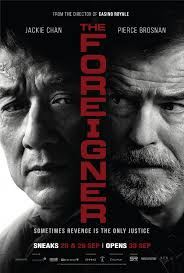 #the foreigner #katie leung #liu tao #jackie chan #news #trailer #hmmm. The Foreigner È‹±ä¼¦å¯¹å†³ Movie Review By Tiffany Yong