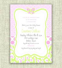Birthday Invitation Size Template Template In Afrikaans Large Size Of Inexpensive Birthday