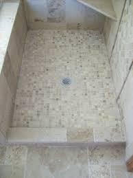 Walk In Tile Shower Saveemailshower Ceramic Tile Patterns Bathroom Shower Floor