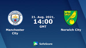 Manchester city football club is an english football club based in manchester that competes in the premier league, the top flight of english. Manchester City Vs Norwich City Live Score H2h And Lineups Sofascore