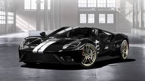 2017 Ford GT \u002766 Heritage Edition (Ford)