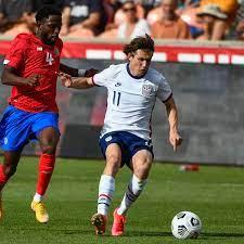 USA vs. Costa Rica, 2021 friendly: Man ...