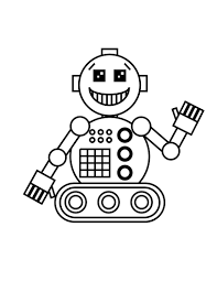 Small Picture Coloring Pages Kids Robot Coloring Page Robot Coloring Pages