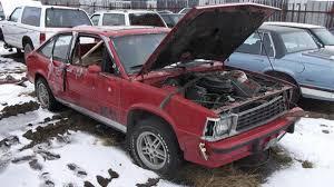 Malaise Era May Chevrolet Citation