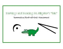 The symbol that goes with the term is usually an elongated lesser than sign. An Alligator S Tale Learning About Music Symbols By Choir With Mrsc
