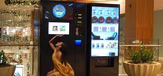 Beverly Hills Caviar Vending Machine Inspiration Caviar ATM Los Angeles Roadtrippers
