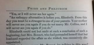 Pride And Prejudice Quotes Simple Pride Prejudice Blog 48 Character Analysis How Writers Read