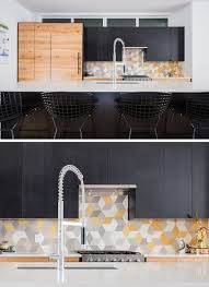 Tiles For Kitchens 9 Inspirational Kitchens With Geometric Tiles Contemporist