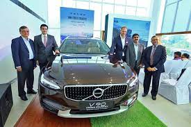 To bring home your favourite star, visit srm star mercedes lucknow showroom or call. Volvo Cars Opens Dealership In Uttar Pradesh Speed Volvo Gaadikey