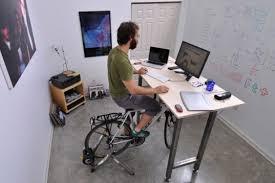 work office desk.  office kickstand workout exercise desk work office green bike with work office desk