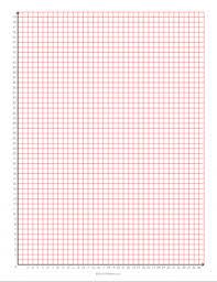 Printable Graph Paper A4 Single Quadrant Graph Paper Stem Sheets