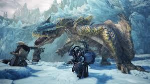 new monster hunter world iceborne patch