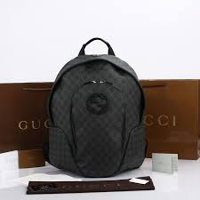 gucci book bags for men. gucci gg supreme canvas interlocking g backpack black book bags for men s