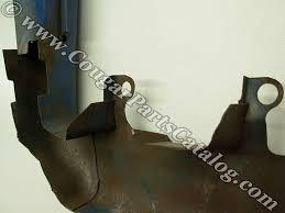 Heat Shield - Exhaust Manifold - 351W - Grade B - Used ~ 1969 ...