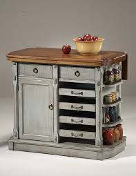 ... Pretentious Inspiration Small Portable Kitchen Island With Lots Of  Extra Storage Under The Top ...