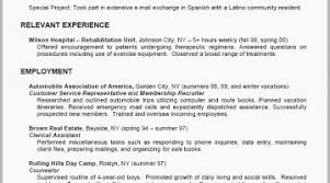 Resume Examples For Students In College 18 High School Resume For