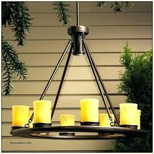 candle chandeliers non electric chandelier decorative new home design