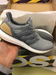 lpu ultra boost 3 0 grey leather cage