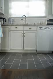 Kitchen Tile Floor Best 25 Transition Flooring Ideas On Pinterest Dark Tile Floors