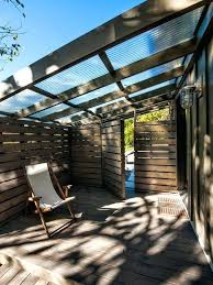 corrugated plastic roof panels porch design pictures remodel decor and ideas page 6 porches pools patios