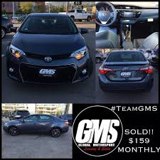 2016 Toyota Corolla s Plus for ONLY $59 Monthly!! 24 Month Lease ...