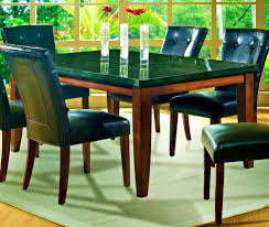 Kitchen Table With Granite Top Bedroom Glamorous Granite Top Dining Table Modern Interior Cool