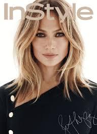 Jennifer Lopez Instyle Magazine February 2016 February 2016