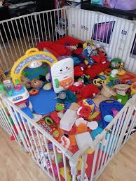 Baby Play Area The Play Area Containing The Kiddie Tornado Mommyneurotic