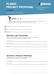 8 Project Proposal Essentials To Get Manager Buy In With