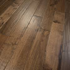 hickory hand sed prefinished solid wood flooring sample
