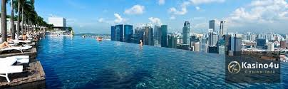 Marina Bay Sands Singapore Casino Infinity Pool kasino4u