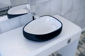 black vessel sink. Plain Black Add Some Real Swagger To Your Bathroomu0027s Dcor With One Of Our New And  Contemporary Shapeless Ceramic Bathroom Vessel Sinks Intended Black Sink N