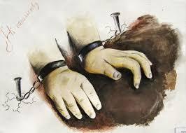 Image result for illustration drawing of violence
