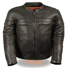 add to my lists milwaukee mens reflect sport piping leather cruiser motorcycle jacket