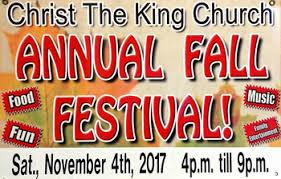 Christ The King Church Annual Fall Festival South Texas Catholic